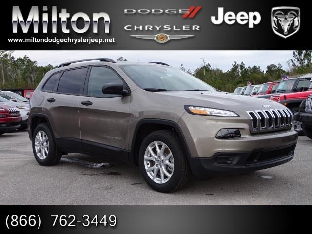 2017 jeep cherokee sport review