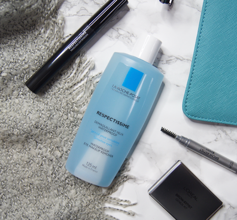 la roche posay respectissime eye makeup remover review