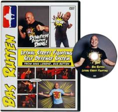 bas rutten lethal street fighting review