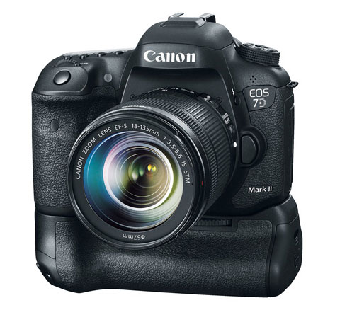 canon 7d mark ii review 2016