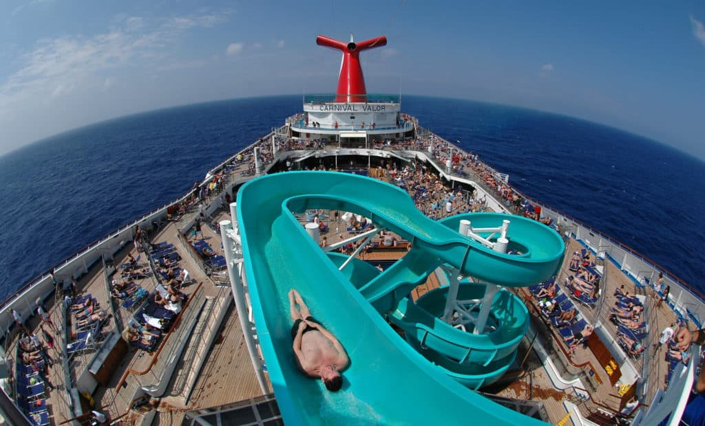 carnival cruise ship valor reviews
