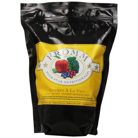 fromm dry cat food reviews
