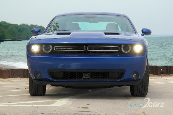 2018 dodge challenger gt review