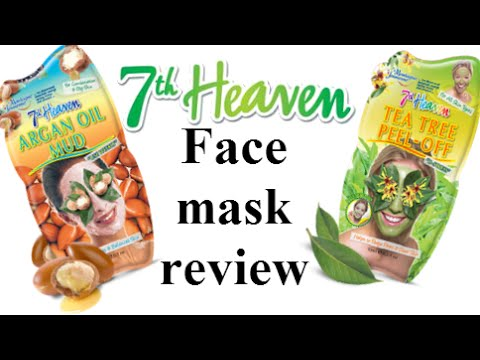 7th heaven face mask review