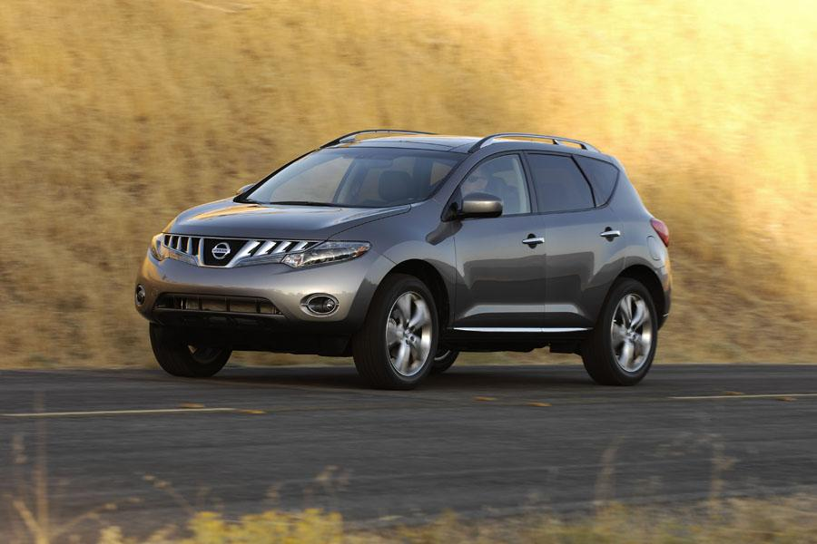 2010 nissan murano video review