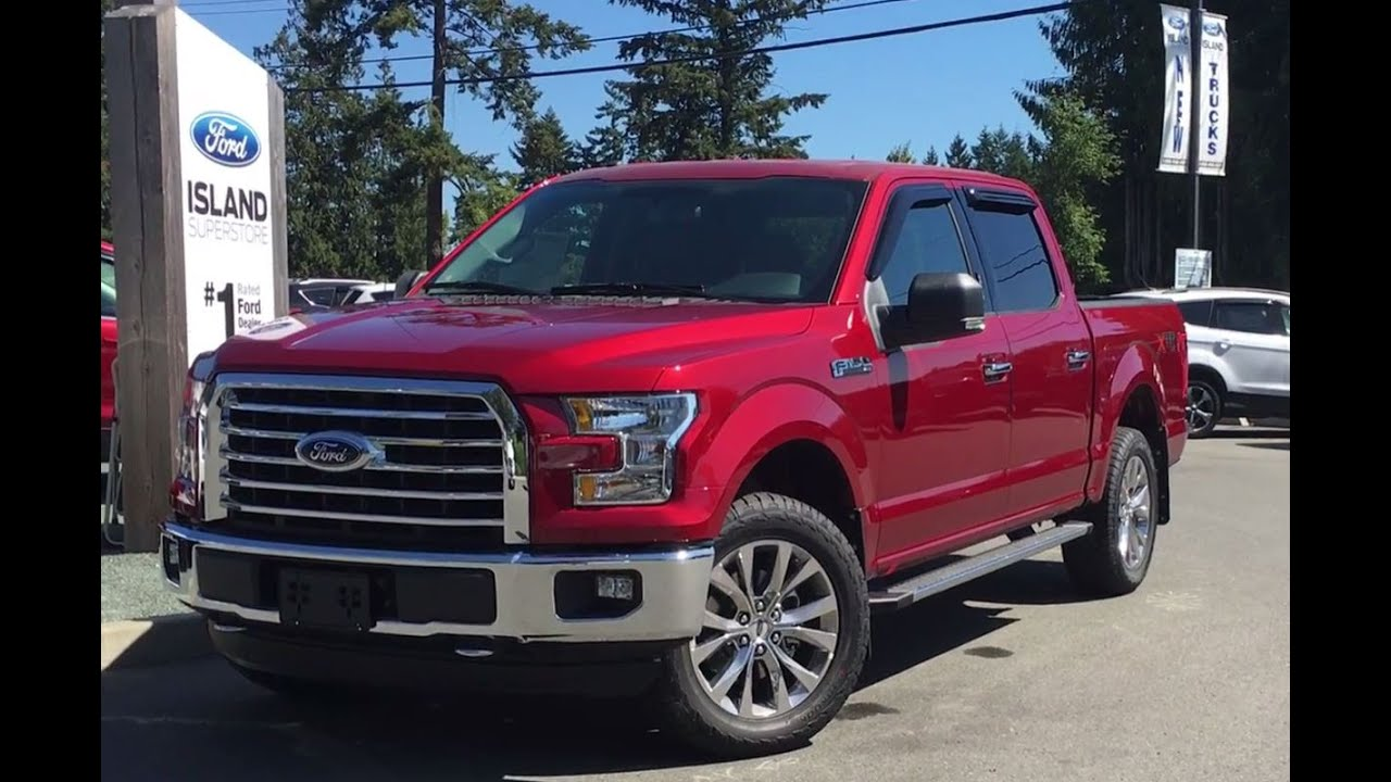 2016 ford f 150 xlt review