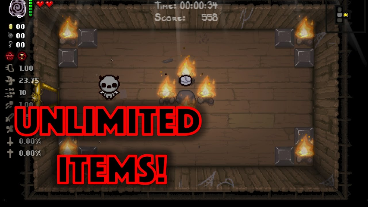 binding of isaac afterbirth plus review