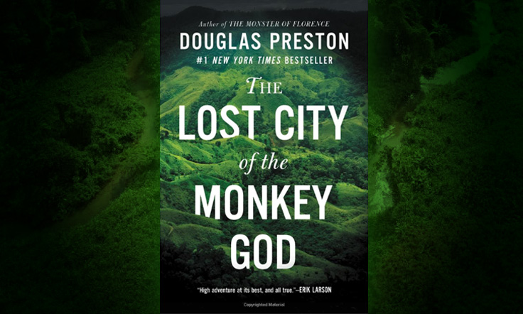 lost city of the monkey god review