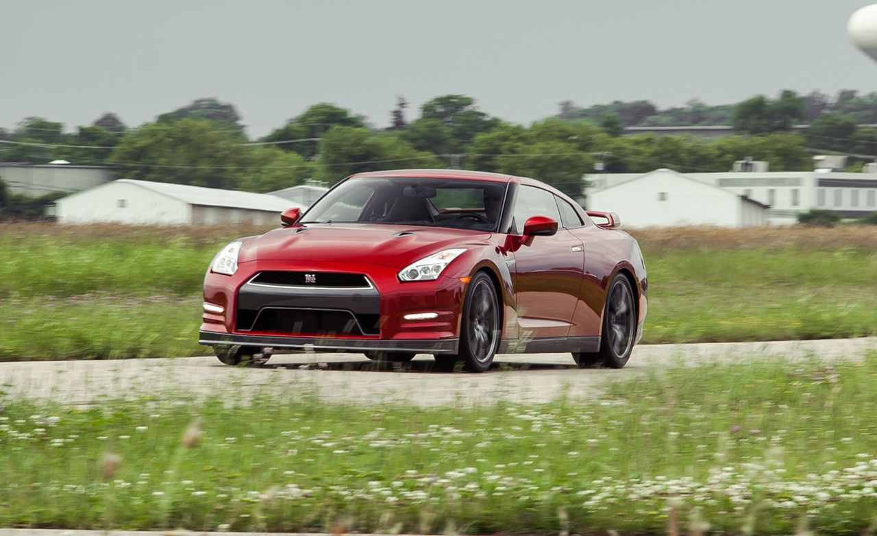 370z review car and driver