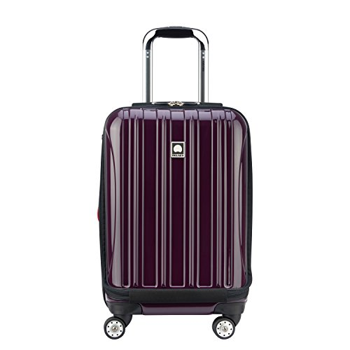 delsey hard case luggage reviews