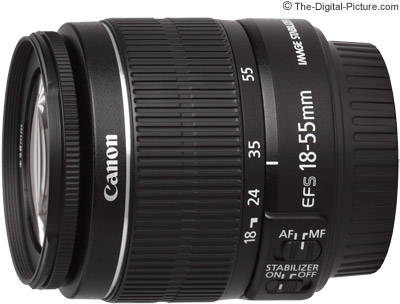 canon 18 55mm lens review