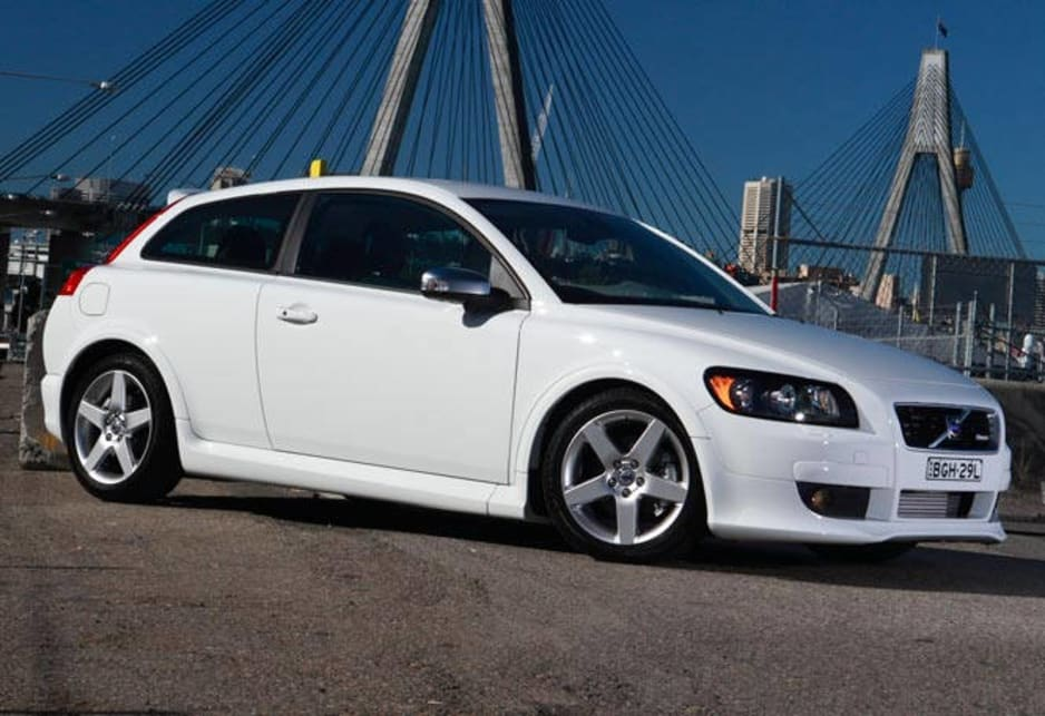 2009 volvo c30 t5 review