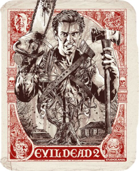 evil dead 2 blu ray review