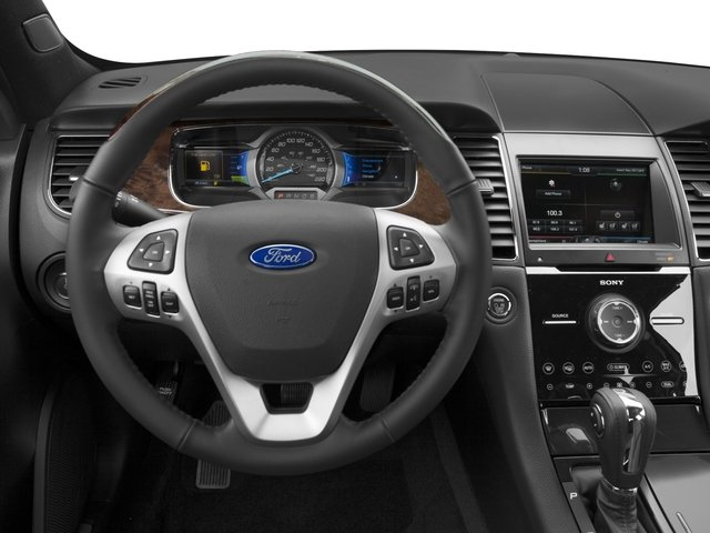 2015 ford taurus sel awd review