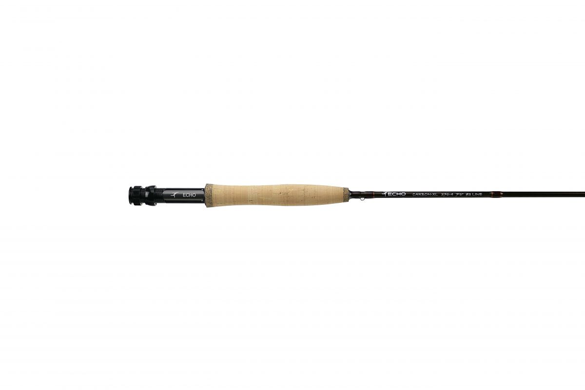 echo carbon xl fly rod review