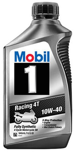 mobil 1 racing 4t 10w 40 review
