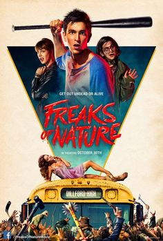 freaks of nature movie review