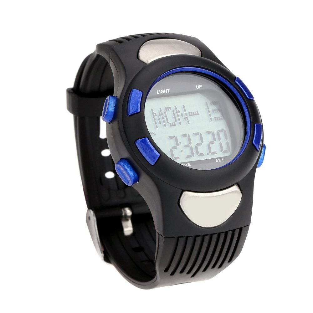heart rate monitor watch reviews uk