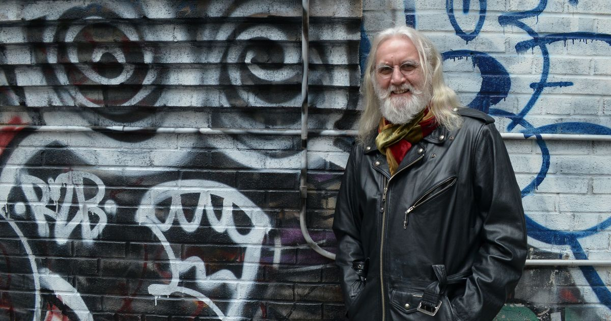billy connolly high horse tour review