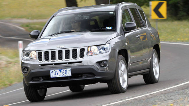 2012 jeep compass reviews car and driver