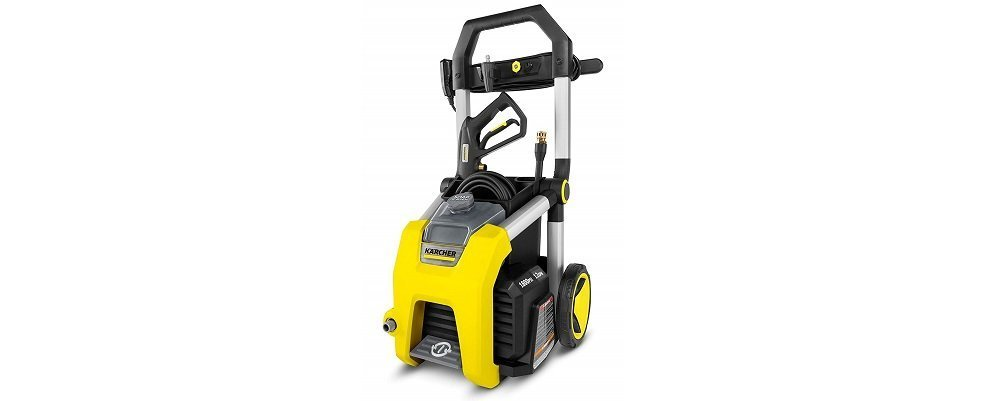 power it electric pressure washer review