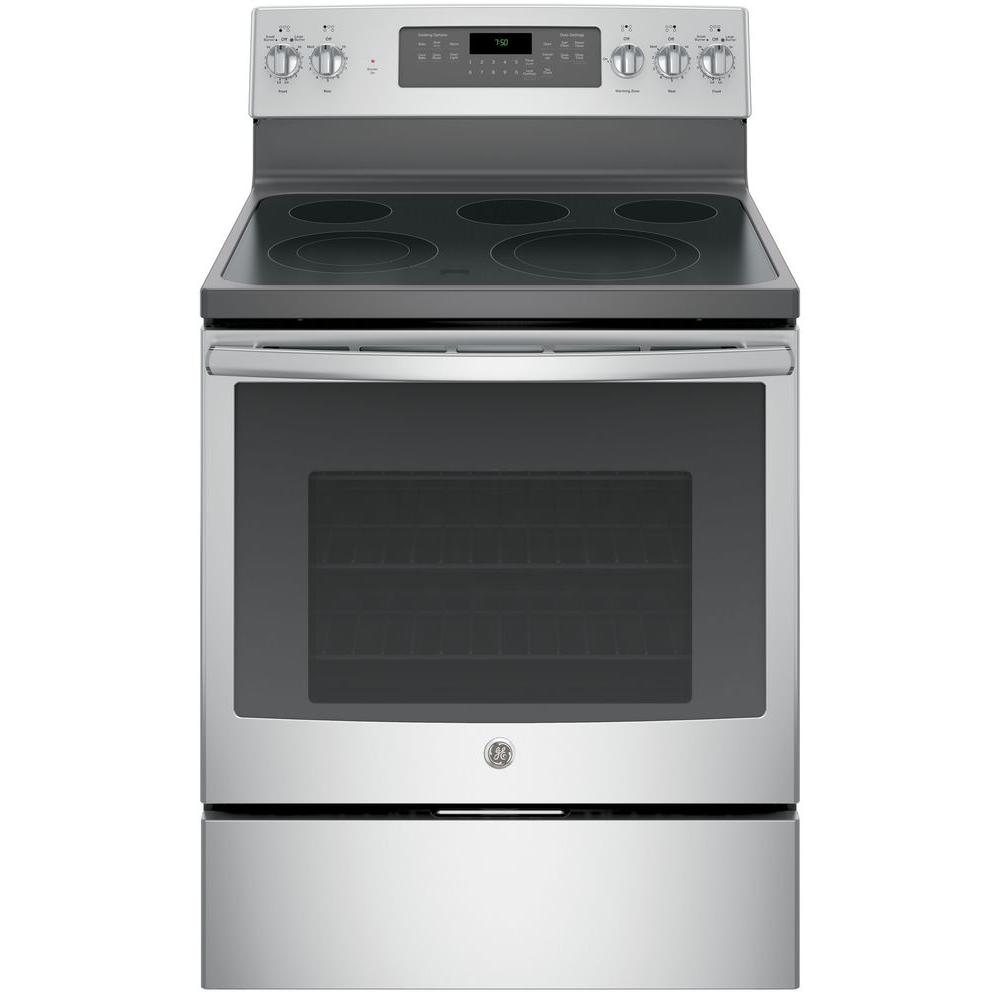 electric range with convection oven reviews