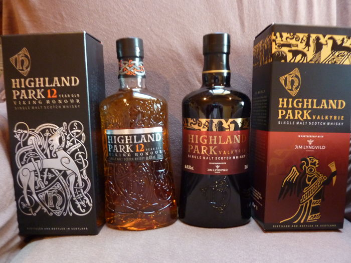 highland park 12 year old viking honour review