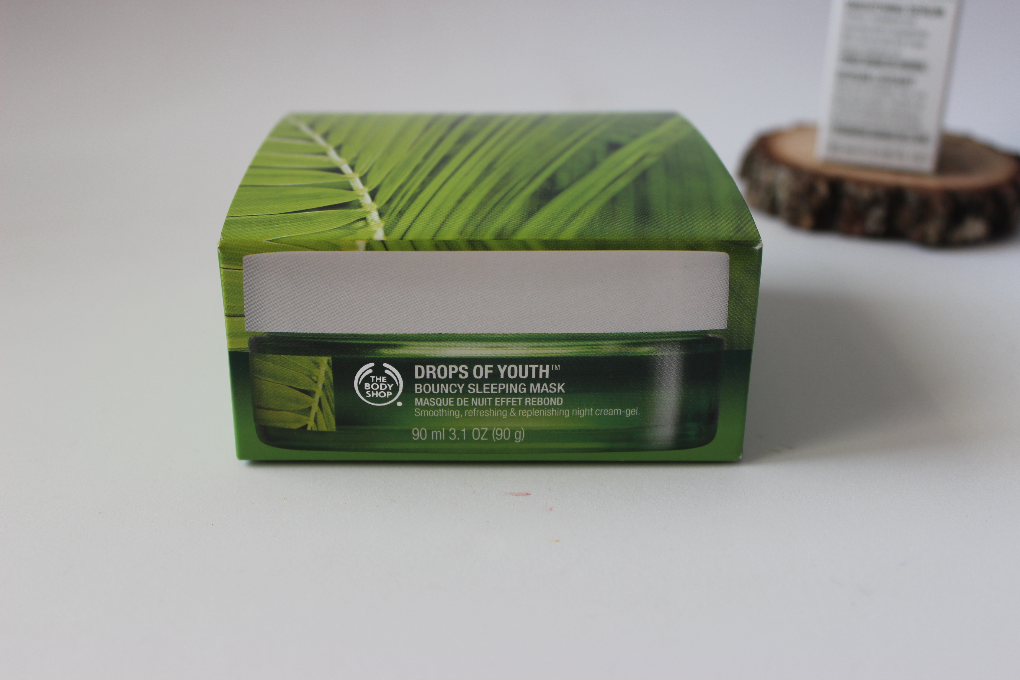 drops of youth bouncy sleeping mask review indonesia