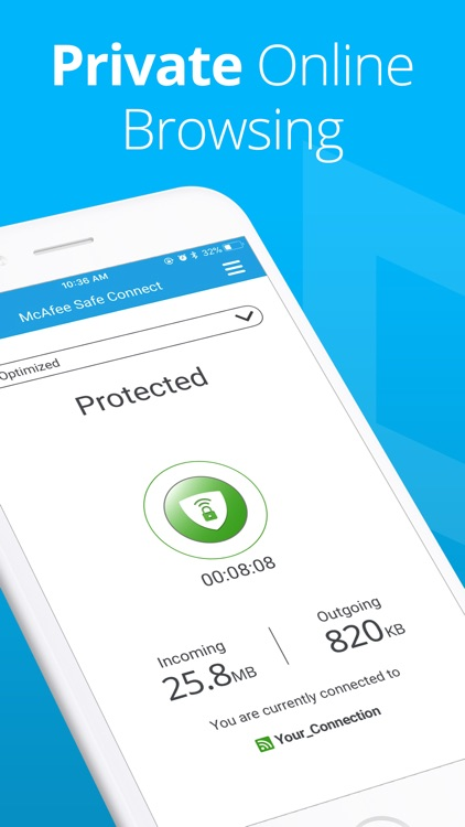 mcafee safe connect vpn review