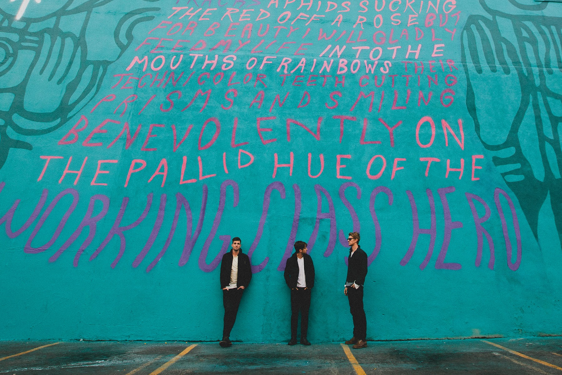 foster the people torches review