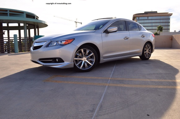 2014 acura ilx 2.4 review