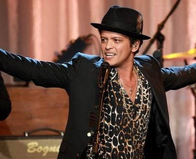 bruno mars new album review