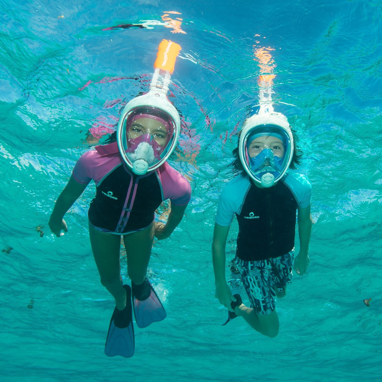 free breath snorkel mask review
