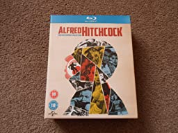 alfred hitchcock blu ray collection review