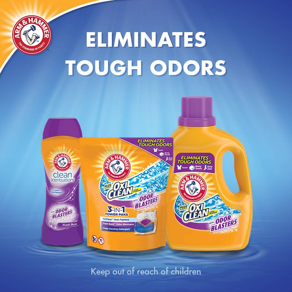 arm and hammer 3 in 1 power paks review