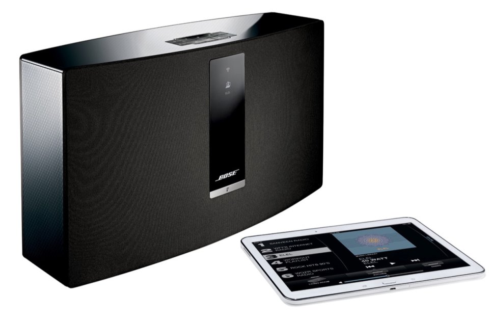 bose music system iii review