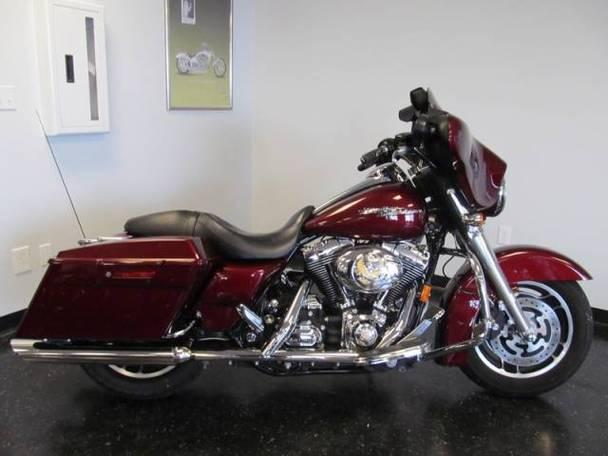 2008 harley street glide review