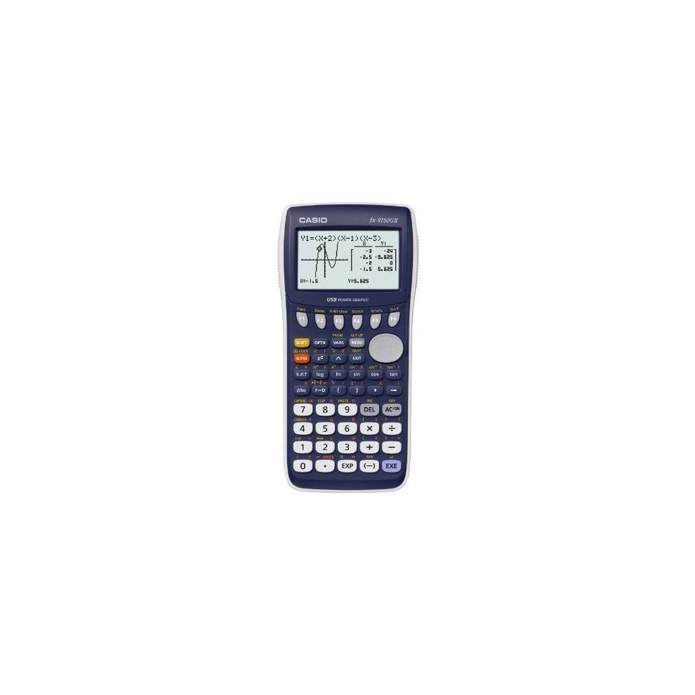 casio fx 9750gii graphing calculator review