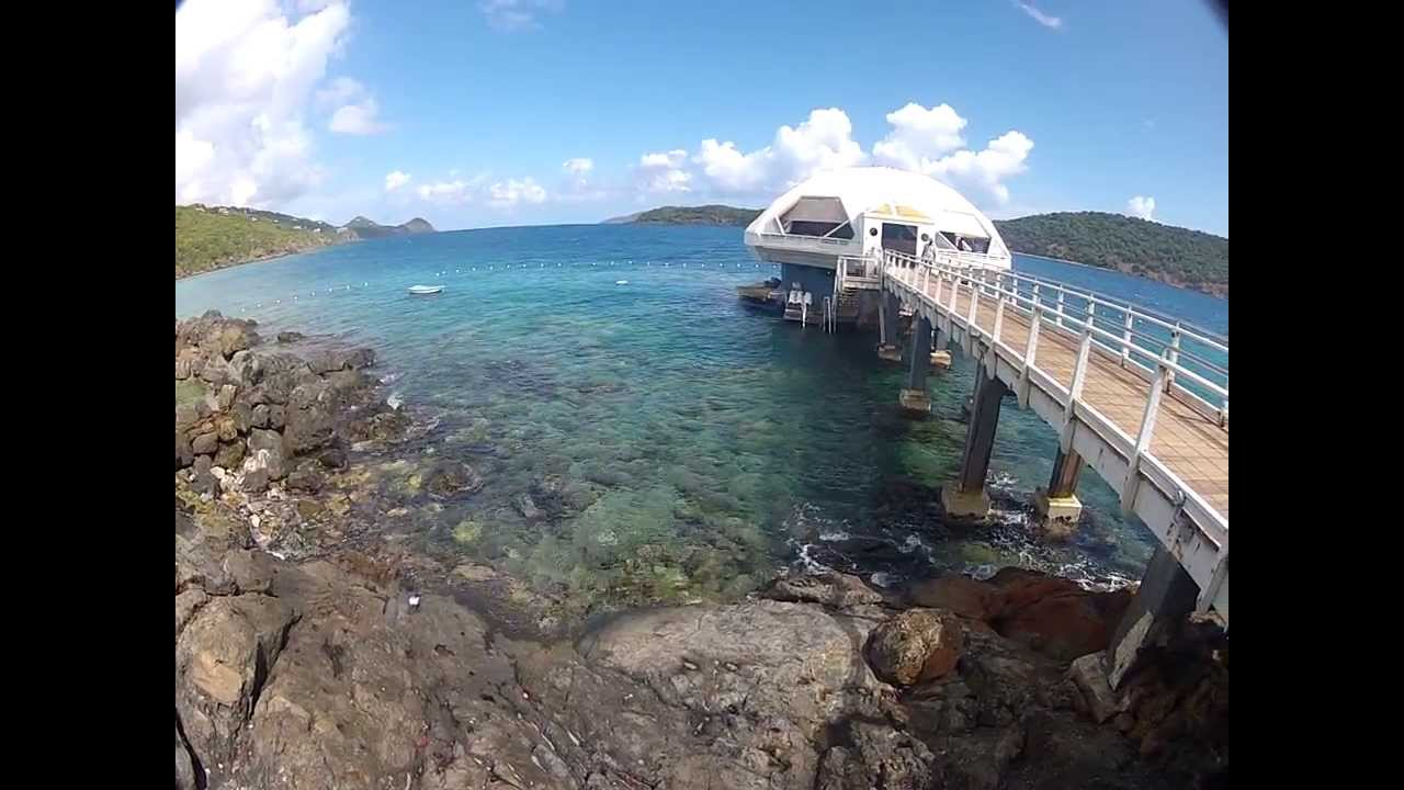 coral world st thomas reviews