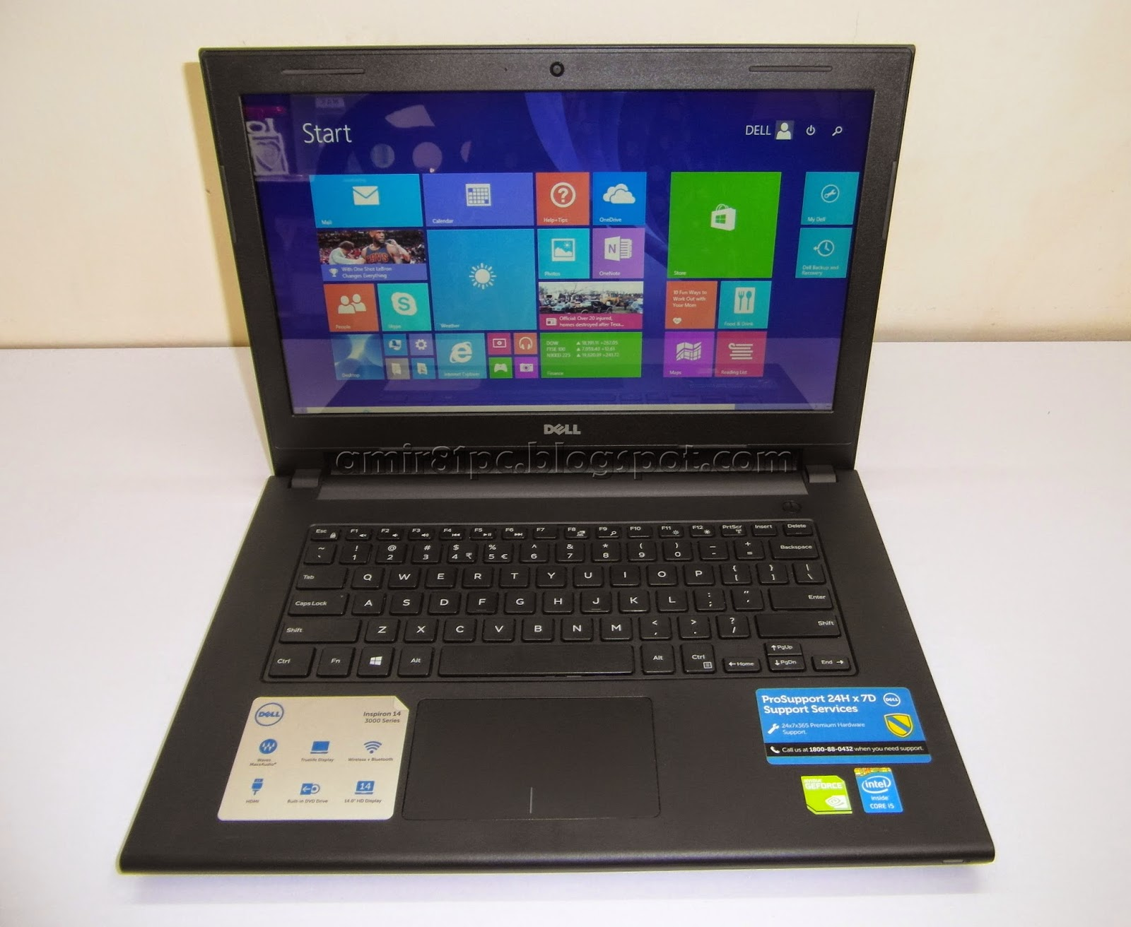 dell inspiron 14 3000 series 14 inch laptop review