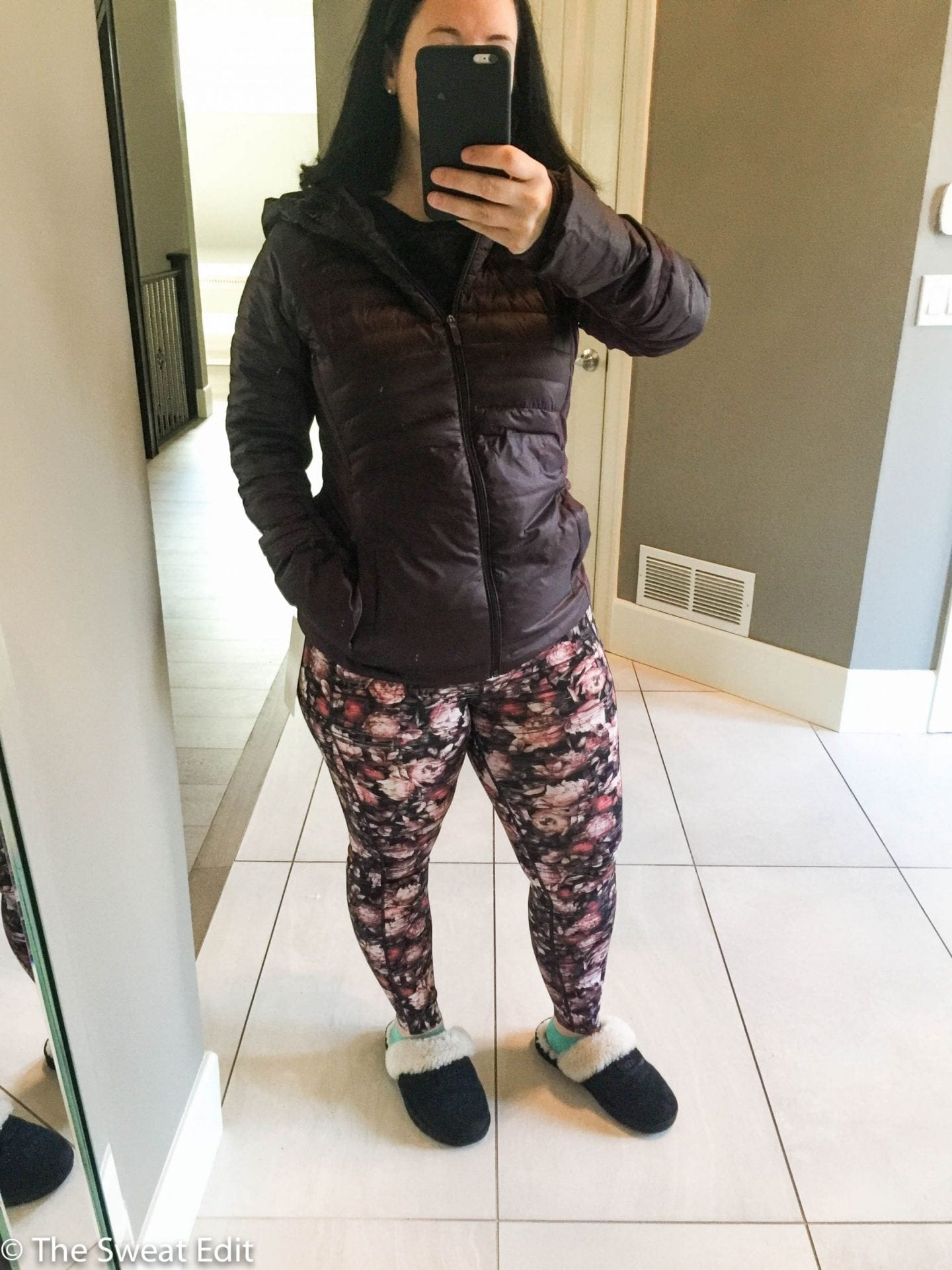 down for a run jacket ii review