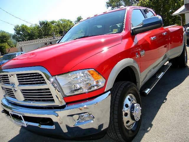 2011 dodge ram laramie review
