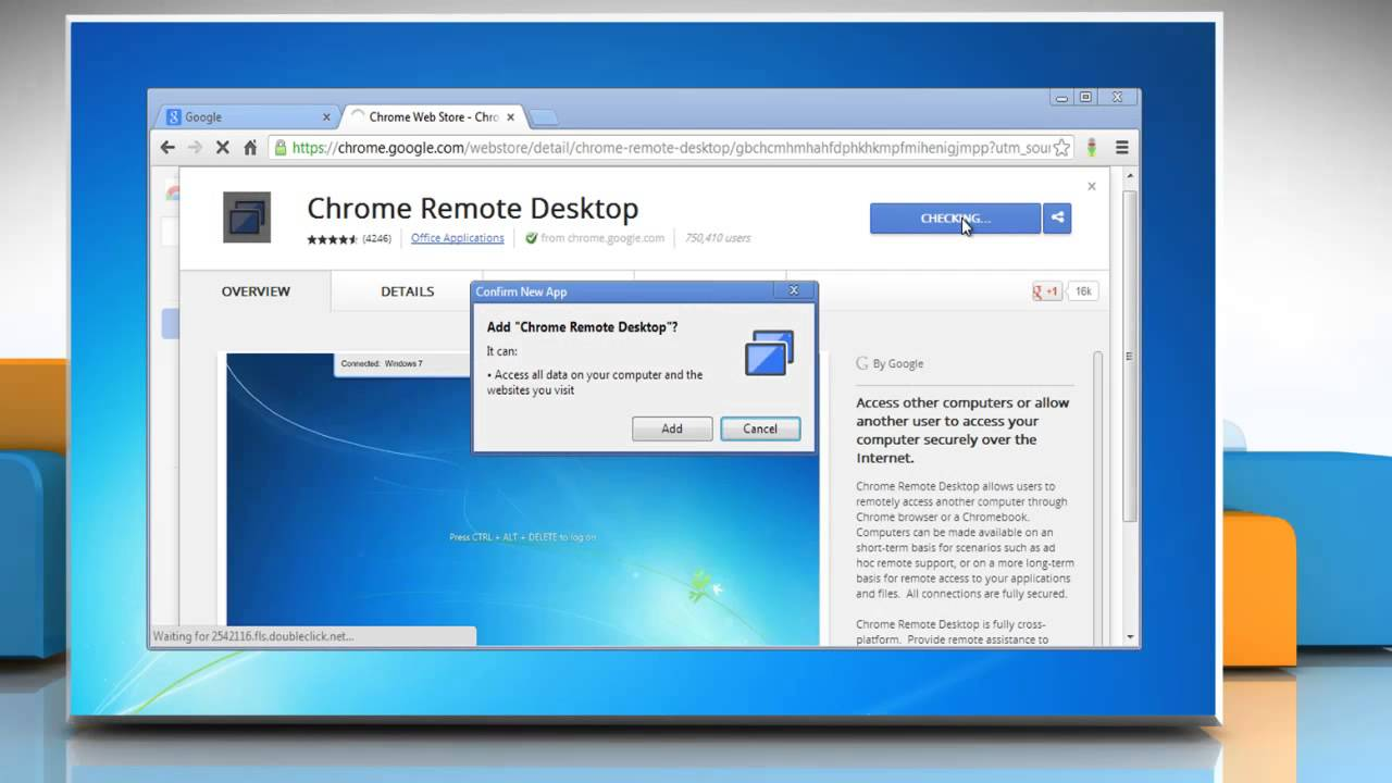 chrome remote desktop app review