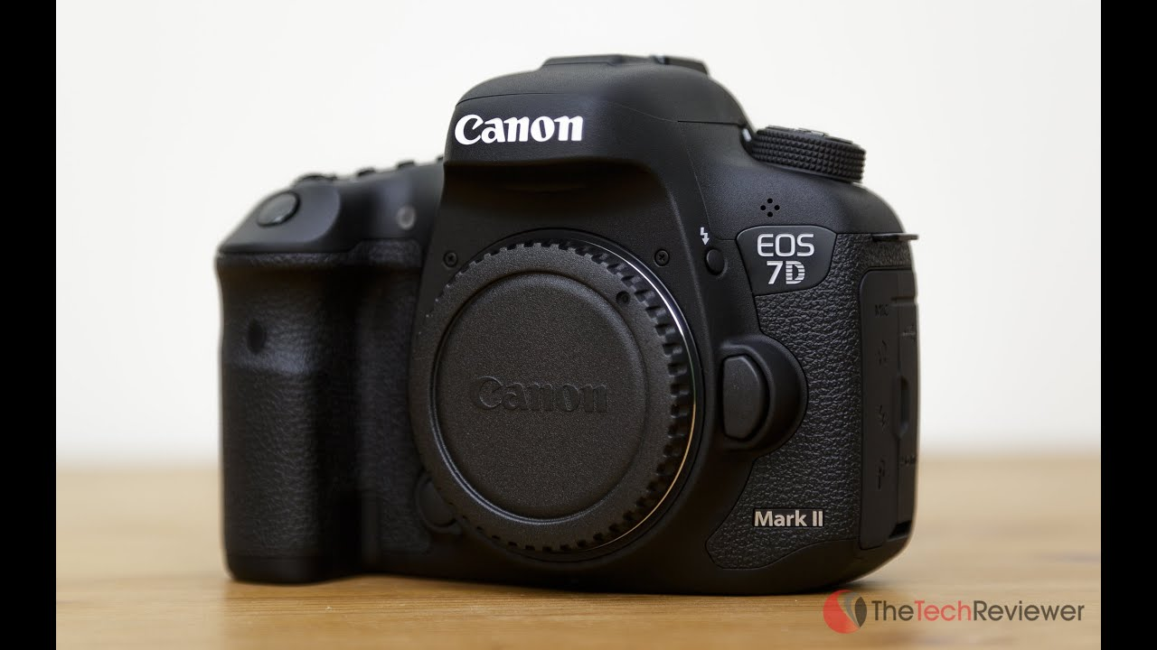 canon 7d mark ii video review