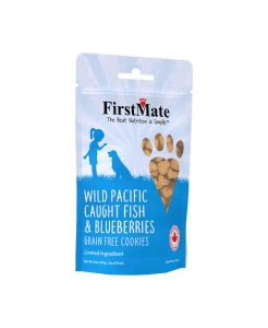 first mate chicken with blueberries review