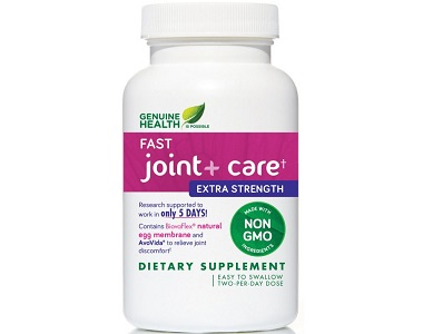 genuine health fast joint care reviews