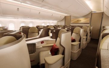 hainan airlines business class review