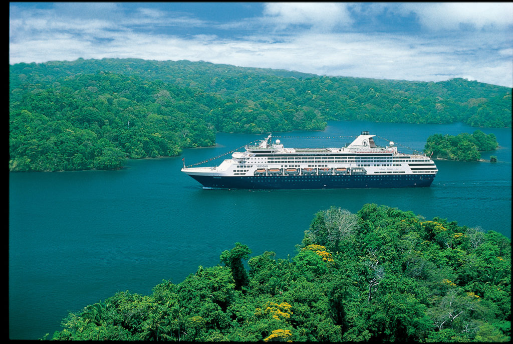 holland america panama canal reviews