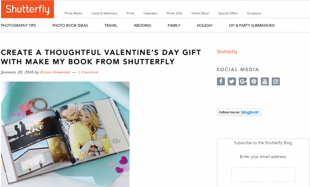 shutterfly premium photo book review